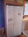 Optional Whirlpool (White, Black or Stainless) Side by Side Refrigerator