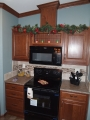 Black Whirlpool Electric Range & Optional Microwave